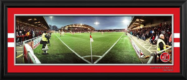 "A quality framed photographic print in a contemporary black frame. FT007 30"" image FT016 13"" image"